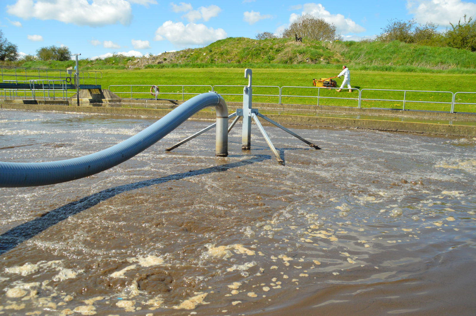 Wastewater Treatment | Avonmore Electrical